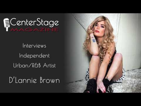 Conversations with Missy: D'Lannie Brown