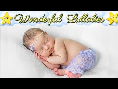 2 Hours Relaxing Brahms Lullaby ♥ Mozart Twinkle Little Star  ♫ Beethoven Super Soothing Sleep Music