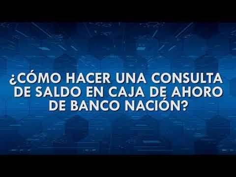 Cómo Consultar Saldo Banco Nación Por Internet