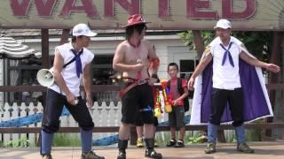 BJFAN-WANTED・ワンピース(2012/07/29-13:45)-USJ