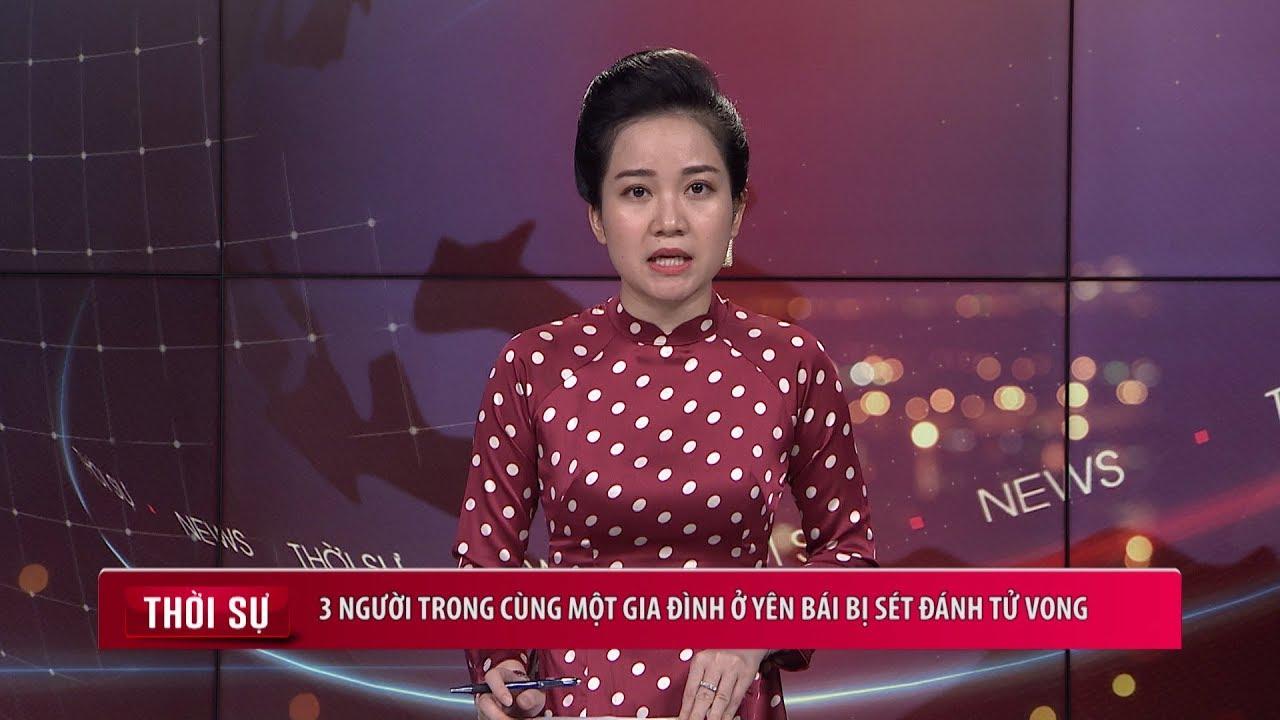 3 người trong cùng một gia đình ở Yên Bái bị sét đánh tử vong