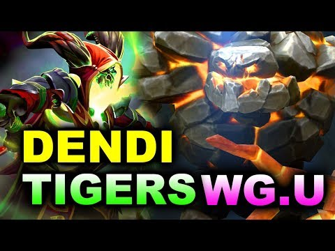 DENDI + TIGERS vs WG.U GODLIKE! - SEA QUALS - STARLADDER MINOR DOTA 2 thumbnail