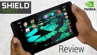 "NVIDIA Shield Tablet Review (Tegra K1 /w 192 Core GeForce Kepler GPU | 8"" Full HD)"