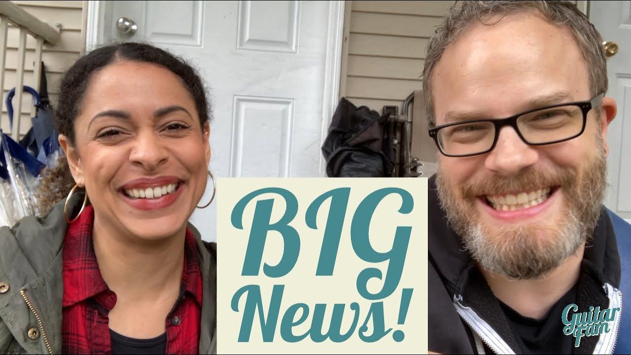 BIG NEWS... I'm Pregnant!