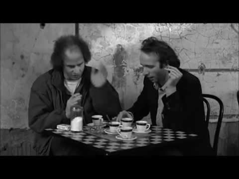 """Roberto Benigni and Steven Wright (Coffee and Cigarettes) """"Strange to Meet You"""""""