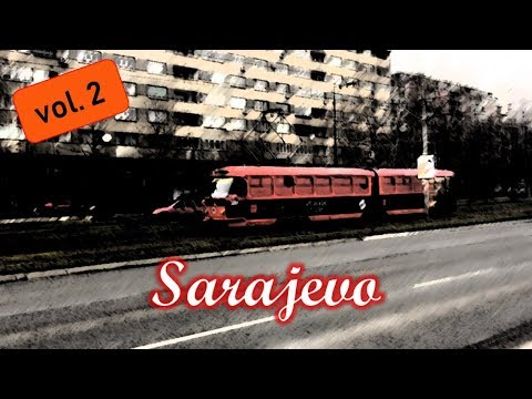Sarajevo public transport (vol. 2)