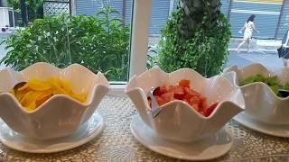 Buffet breakfast|| Lk the empress hotel