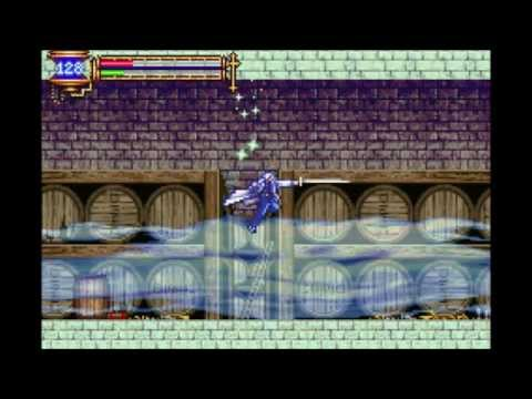 Castlevania Aria of Sorrow Part 3: McMillan's Mighty Mud Monster.