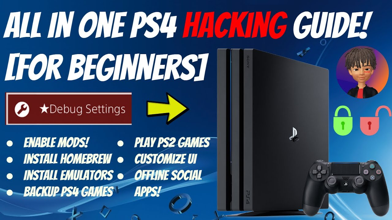 AIO] PS4 Exploit Guide | Page 303 | GBAtemp net - The Independent
