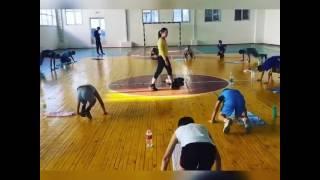 ОФП тренировка гандбол