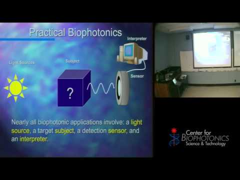 Introduction to Biophotonics