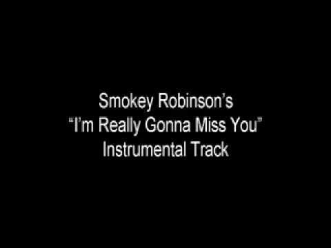 I'm Really Gonna Miss You (instrumental only)