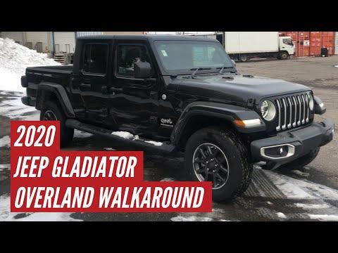 2020 Jeep Gladiator   Walkaround Review