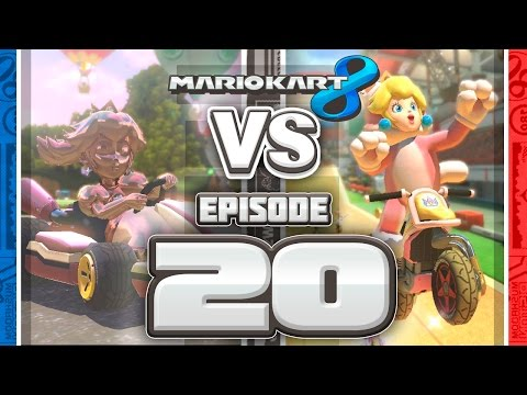 IT'S A TEAM EFFORT! Mario Kart 8 Online Team Races - Ep 20 w/ TheKingNappy + Friends!