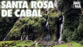 Dónde ir en el EJE CAFETERO - TERMALES SANTA ROSA DE CABAL #6 | Pepito Viaja