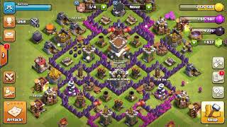 Opened my Clash of Clans after years.