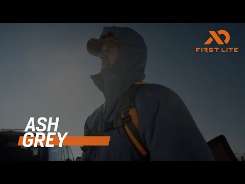 Introducing Ash Grey | First Lite