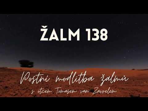 Žalm 138 - postní modlitba