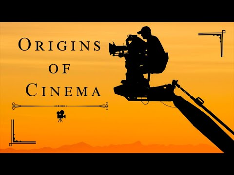A Concise History of the Origins of Cinema (Revised Narration)
