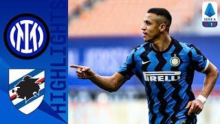 Inter 5-1 Sampdoria | Cinquina nerazzurra! | Serie A TIM