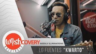 "LG Fuentes performs ""Kwarto"" LIVE on Wish 107.5 Bus"