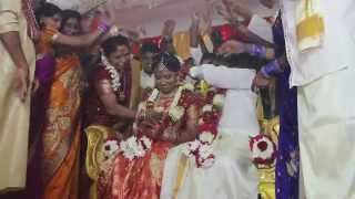 Malaysian Indian Wedding Highlights HD - Mahendran Weds Harithya