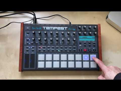 DSI Tempest Demo - Favorite presets (no talking)