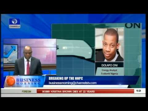 Business Morning: OandO Hydrocarbon Limited To Be Dissolved (PT2) 27/07/15