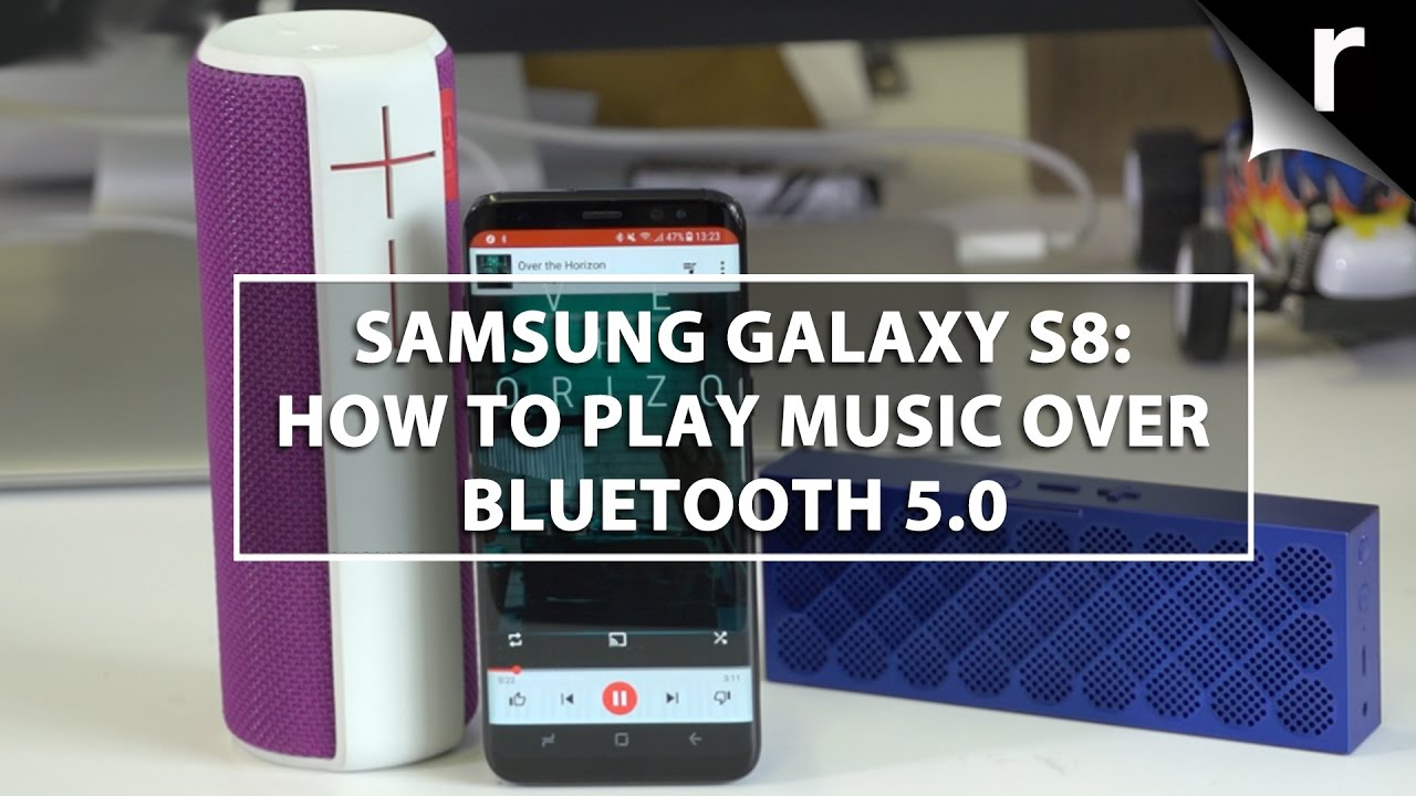 Samsung Galaxy S8 How To Play Music Over Bluetooth 50 Youtube J7 Plus Black Free Anker Poweport
