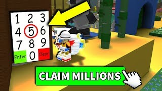 *NEW* SECRET 500,000,000 CODE GIVES MILLIONS OF HONEY! (Roblox Bee Swarm Simulator Codes)