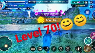 The Wolf Game - Level up to 70!! screenshot 4