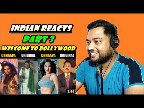 PART 3 | Welcome to BOLLYWOOD : World's Biggest CHHAAPA Factory | Indian Reactions | by Mayank