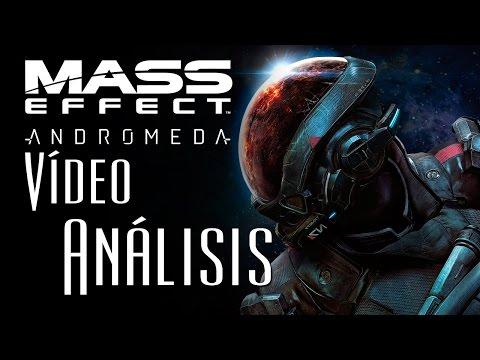 MASS EFFECT ANDROMEDA: Vídeo Análisis   LaPS4