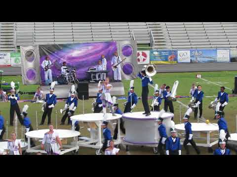 Northside Christian's Marching Band @ 2017 Tarpon Springs Outdoor Music Festival - part 3 of 3