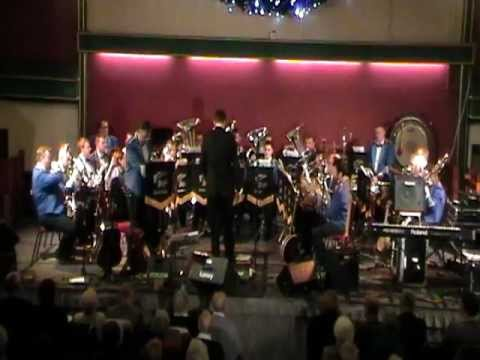 Wingates Band Featuring Andrew MacDonald - Holy City - Cornet Solo