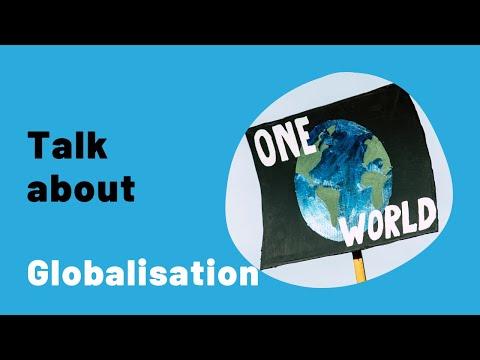 FREE IELTS Speaking practice online: Topic - Globalisation