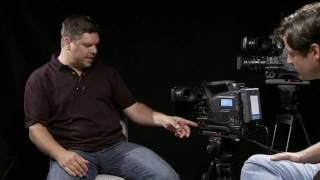 Sony Professional: XDCAM – Something is coming