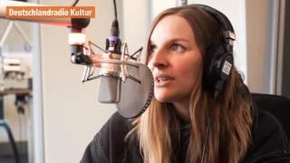 """Judith Holofernes bei Deutschlandradio Kultur - """"Ich bin das Chaos"""" 2017"""