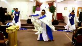 "Praise Dance ""BETHEL"" by Shana Wilson Mime - THE ROYAL REMNANT"