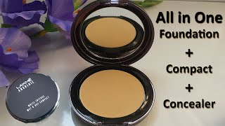Lakme Absolute Wet amp Dry Compact Review Worth the money Dry amp Wet Application Conclusion