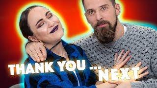 Mein Mann schminkt mich 🥰 My husband does my Makeup 🥳 Hatice Schmidt