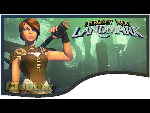 Everquest Next Landmark Gameplay Ankündigung – EQNext – MMORPG – Deutsch