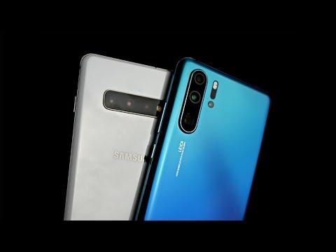 Test: Huawei P30 Pro vs. Samsung Galaxy S10+