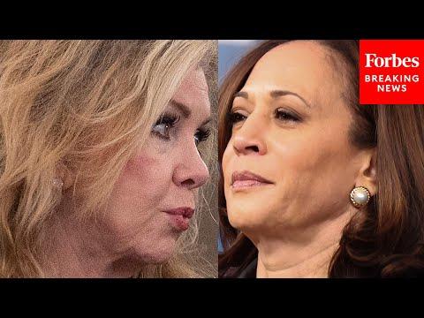 'They Do Not Want You To See': Marsha Blackburn Tears Into 'Border Czar' VP, Biden Over Migrants