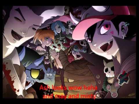 pokemon halloween youtube