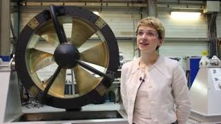 Rolls-Royce | Agathe Kalvatn on Permanent Magnet Thrusters