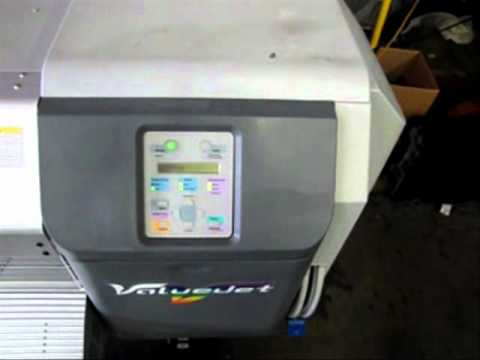Precise Equipment - Mutoh 1604 Wide-Format Printer