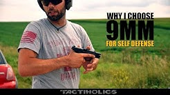 Justify Your Position: Why I Carry 9mm Ammo For Self Defense - Tactiholics™