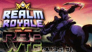 [ MMO Fortnite?? ] REALM ROYALE #1