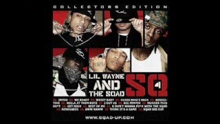 lil wayne and Dj clue - clear da scene